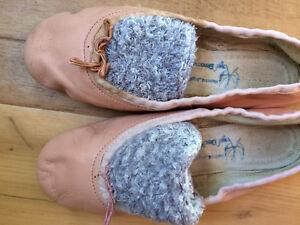 Chirldren's Ballet Slippers for Sale