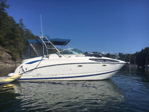 Exceptional, loaded 2008 Bayliner 265 Cruiser, only 320 hours!
