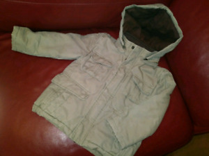 Casual ROOTS toddler 4T LINED WINTER JACKET $10 TAKES