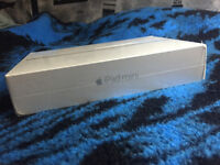 Ipad mini 3 16gb Silver A1599 still wrapped  sealed box