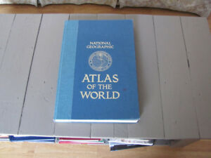 National Geographic Atlas