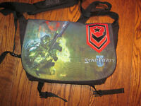 2009 Blizzcon Starcraft Terran Razer Messenger Bag