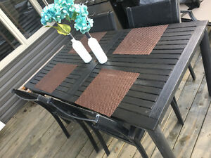 4 seat patio dining set