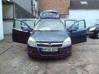 OPEL ASTRA 1.9CDTI 2006 COMPLETE WITH M.O.T, HPI CLEAR INC WARRANTY.