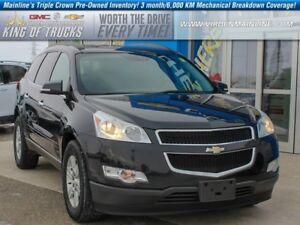 2011 Chevrolet Traverse 1LT | 8 Passenger | AWD