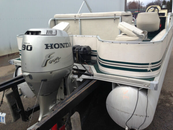 Used 2002 Other Various Pontoon Boats