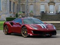 2019 Ferrari 488 488 Pista Coupe Petrol Manual