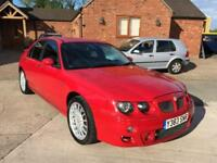 2001 MG ZT 2.5 190 + * Long MOT + Service History *