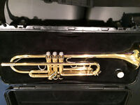 Excellent BACH Trumpet TR300 with Hard Case