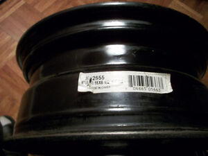 """4 Steel Rims 5 x 114.3mm 16"""" for Toyota Camry    NO TIRES"""