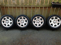Mercedes C Class Alloys And Tyres