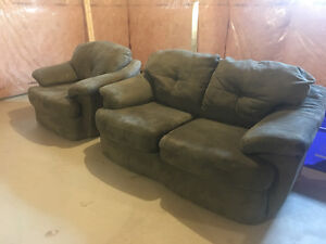 Sofa, Loveseat & Chair for Sale, Ashley , Very GOOD Condition