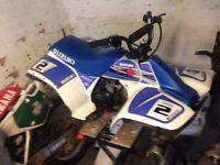 Suzuki lt50 lt 50 rare becoming classic not ram py