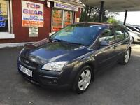 Ford Focus 1.8TDCi ( 115ps ) 2007.5MY Style