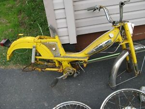 MOBILETTE MOPED PUCH  PRICE REDUCE  $100.00