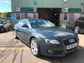 Audi A5 Sport 2.0 TFSI ( 180bhp ) 2009 59 plate only 2 owners, Full history