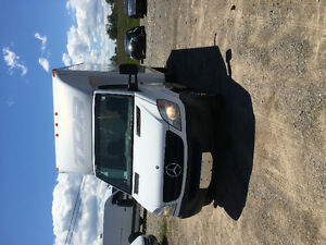 2012 Mercedes-Benz Sprinter cube Van 3500 18999