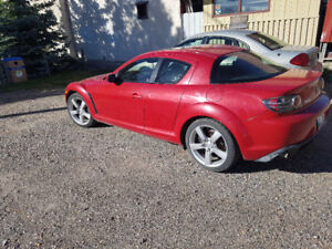 RX8 safetied ****need to sell****