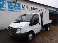 Ford Transit 350 tipper onestop 115ps