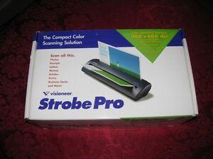 Visioneer Strobe Pro