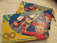 First Scalextric Sets - great price!