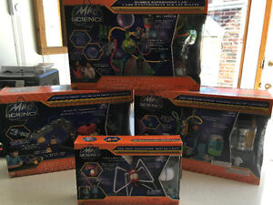 Mad Science Kits - brand new!