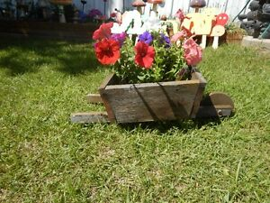 Decorative Wheelbarrows