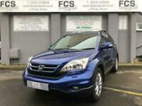 2010 Honda CR-V 2.0 I-VTEC ES 5d 148 BHP Estate Petrol Automatic