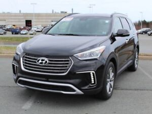 2018 HYUNDAI SANTA FE XL with Heated Seats, Heated Wheel & Backu