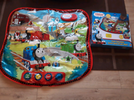 Thomas and Friends Fun Sounds Step And Play Mat