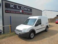 2007 Ford Transit Connect 1.8TDCi 90PS T230 LWB HIGH TOP VAN