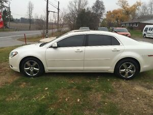 2010 MALIBU LT CERT TAXS WARRANTY ALL INCL IN PRICE 7345.00