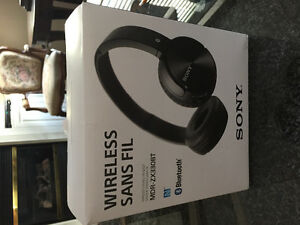 Sony New wireless stereo headset