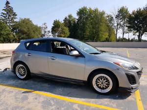 2011 mazda3 2.0L automatic
