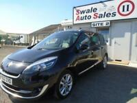 2012 RENAULT SCENIC 1.5 GR DYNAMIQUE TOMTOM LUXE ENERGY - 46,766 MILES - 7 SEATS