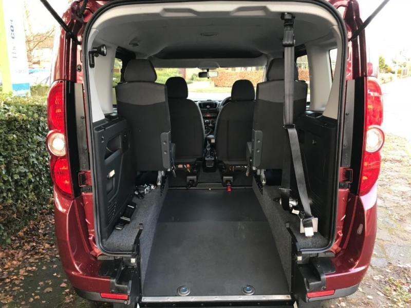 2012 Fiat Doblo 1.4 16V MyLife 5dr WHEELCHAIR