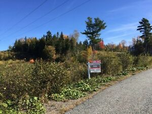 Large Building Lot amongst Beautiful homes - Quispamsis