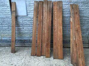 Free fence boards 17