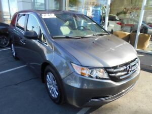 2016 HONDA ODYSSEY SE PYMTS AS LOW AS $133 WEEKLY