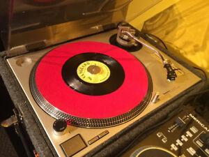 Kit complet DJ Disco – vintage