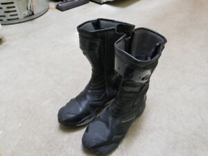 Nitro Motorcycle Racing Boots - Size 10