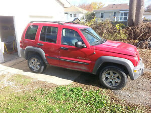 TWO JEEPS $1500 FOR BOTH- 2003 Jeep Liberty +2002 LIBERTY