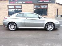 2007 ALFA ROMEO GT JTDM 16V LUSSO COUPE DIESEL
