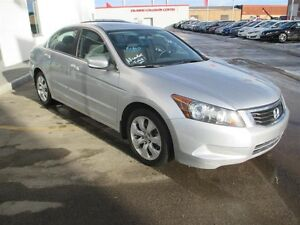 2008 Honda Accord Sedan EX at