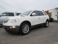 2011 BUICK ENCLAVE 7 PASSENGER,LEATHER, BACK UP CAMERA ALL WHEEL