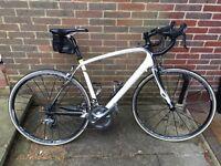 Specialized Roubaix expert carbon road bike