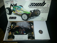 brand new in box rtr caster s10b 4x4 buggy