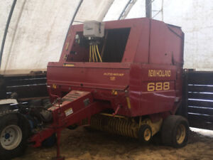 New Holland Balers