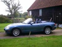 2004/54 Mazda MX-5 1.8i Ltd Edn Euphonic