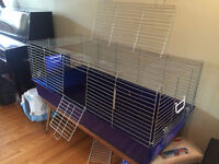Small animal pet cage
